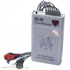 Холтеровская система ЭКГ EC-3H (комплект)