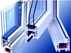 Window profile from Liansu polyvinylchloride