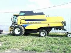 Зерноуборочный комбайн New Holland CSX 7080