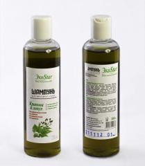 "Shampoo Kropiva і burdock of TM ""Ekostar"
