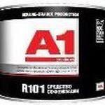 Anticorrosive covering. Sofeization R-101. New