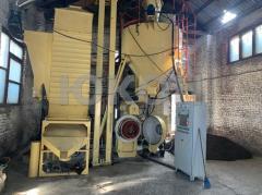 Linky pro výrobu palivových granulí