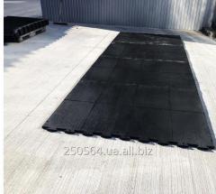 Резиновые половики (коврики, плиты, маты) (Rubber