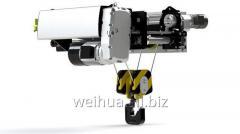 Тельфер компании Weihua WH5T-12M грузоподъемность