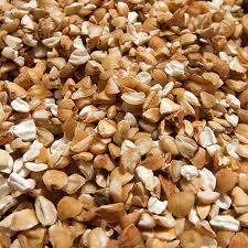 Buckwheat has passed (chop)