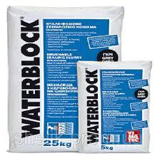 Гидроизоляционная обмазочная смесь WATERBLOCK,