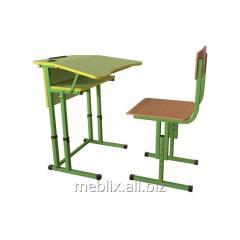 Школьная парта и ученический стул для Новой