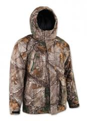 Clothing for winter hunting