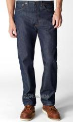 Jeans Levi's 501 Shrink-to-Fit INDIGO