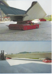 Equipment for concrete transportation