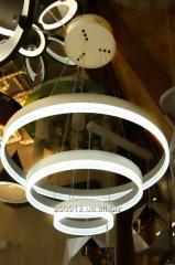 Люстра led потолочная кольцевая светодиодная