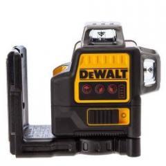 Лазер линейный 3-х плоскостной DeWALT DCE089NR