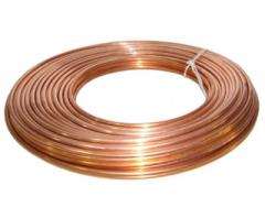 Copper tube a wide choice - always available