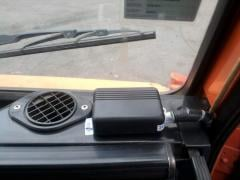 GPS system of control of transport Globus-G5