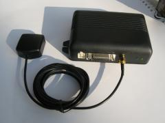 GPS system of monitoring of transport Globus-G4