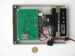 Monitoring system of transport Globus-G4