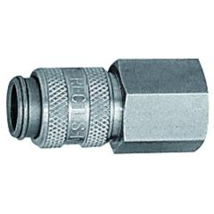 Quick disconnect couplings DN 5, stainless steel 1.4305, female - K-SVKM NW 5 IG VA