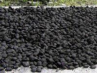 Fuel coal briquettes
