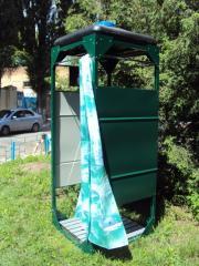 Мобільна душова кабіна