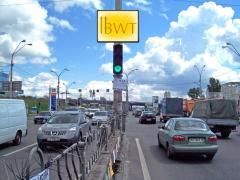 LED advertizing screens. Road.ad projec