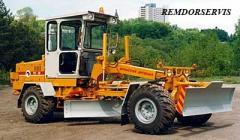 Grader: DZ 180, 143, DZ-98, 122, repair of the