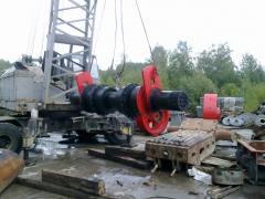 KMD 2200 crusher, CM16 Crusher