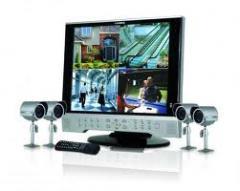 Системы видеонаблюдения торговые,  Противокражные
