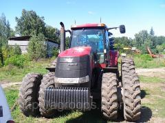 Автопилот для трактора  CASE c пидрулювачем