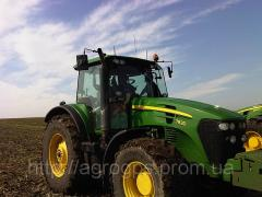 Автопилот для трактора John Deere Autotrack