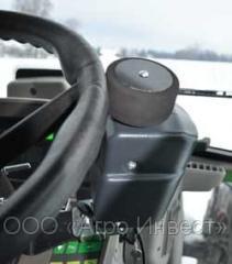 Автопилот для трактора с подрулькой mojo3D