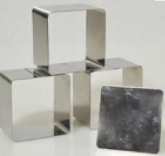 Формы квадратные для гарнира купить, набор форм