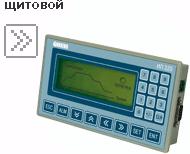 Operator's panel graphic ARIES of IP320
