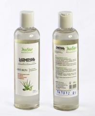 "Aloe shampoo belief of TM ""Ekostar"