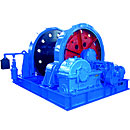 Winches mine and mining sinking LPE-5, LPE-10,