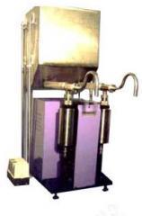Установка разлива пастообразных продуктов УД-2Б