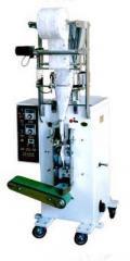 Оборудование для расфасовки сыпучих и мелкоштучных