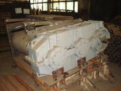 Station drive the belt conveyer with the width of
