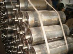 Конвеєри шахтні стрічкові Ролик РЛ120