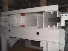 Станция разгрузочная конвейера ленточного с