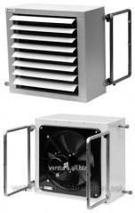 Тепловентилятор водний для теплиць NW 40 AGRO