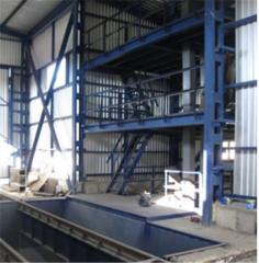 Transshipment facilities
