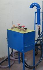 The foamer for production of foam concrete
