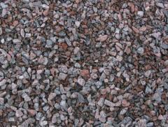 Суміші щебені-гравій-пісчані