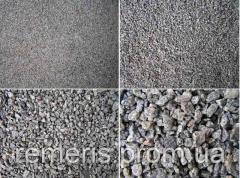 Щебень фракции 10-20 от 35 тонн