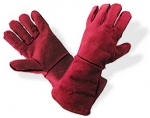 Gloves are working, means of protection of hands