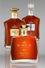 The matured SHABO brandies