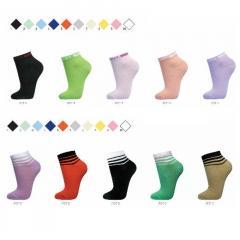Носки женские спортивные низкие оптом продажа от