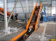 Conveyors are chain, tape, reversive