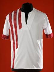 Сорочки-вышиванки,  Мужская рубашка-вышиванка