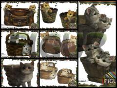 Cache-pot flowerpots, pots, tsvetochnik, pot,